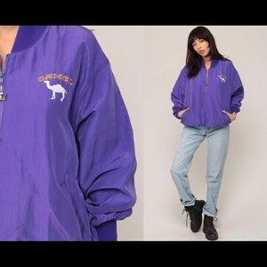 90's Camel Cigarettes Starter Windbreaker Jacket